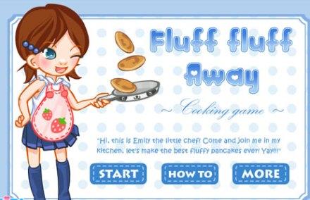 เกมส์สอนทำแพนเค้ก